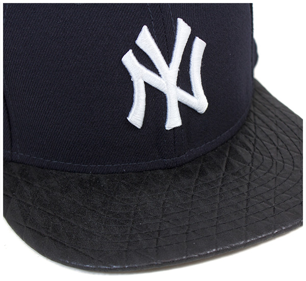 best website 9d23e d5a15 ... leather new york yankees fitted cap e9719 d6c72  czech it is a new era  has earned immense popularity as a street fashion snap back