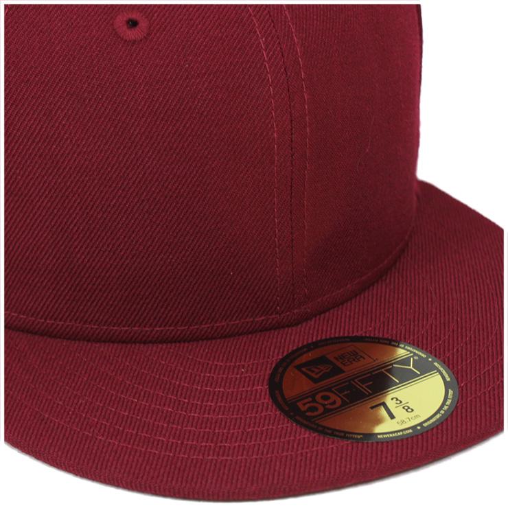 新时代帽空白帽基本基数上限纽埃尔 59FIFTY 章基本基数 #CP: B