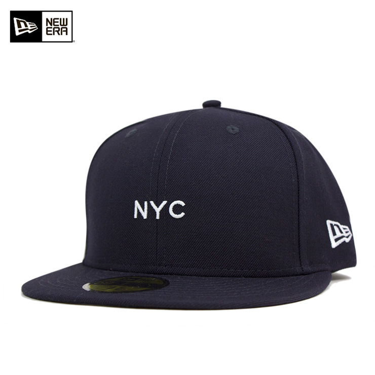 新時代帽迷你海軍帽紐埃爾 59FIFTY 帽 NYC 迷你海軍