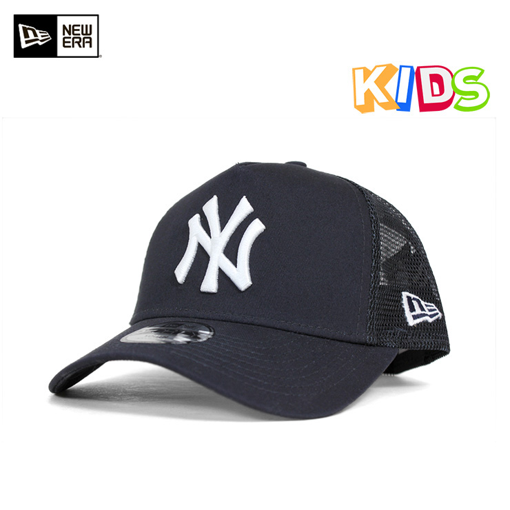 onspotz  New gills kids mesh cap New York Yankees navy hat NEW ERA ... 956ea4672360