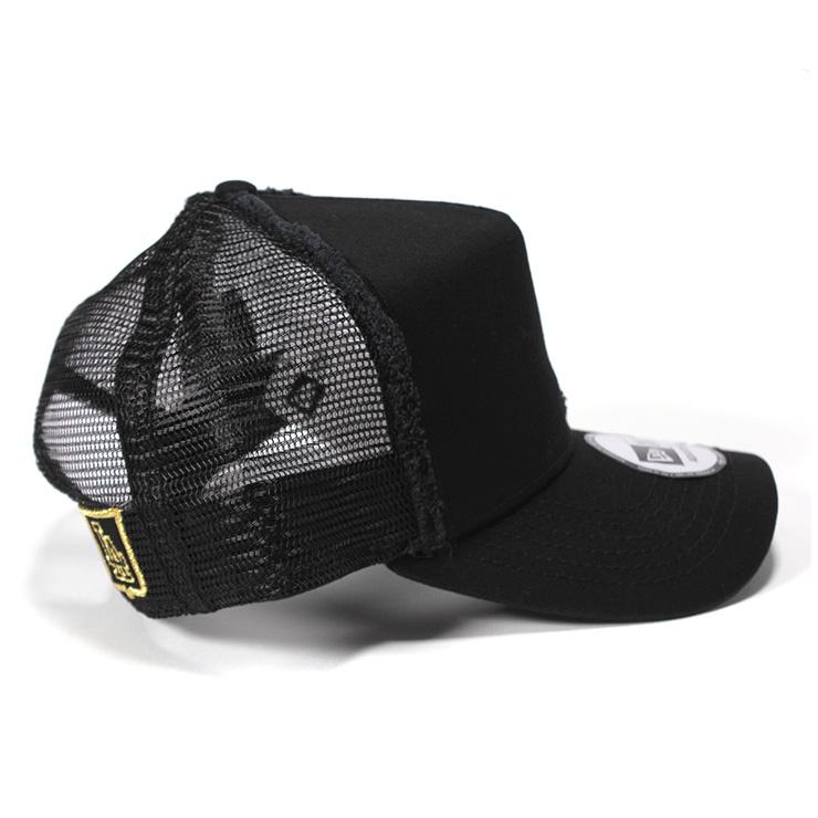 新时代 D 帧卡车司机网帽洛杉矶道奇队黑帽子纽埃尔 D 帧帽卡车司机洛杉矶洛杉矶道奇队黑色 #CP 新时代帽新时代帽网帽纽埃尔新时代的帽状和 [BK]: M