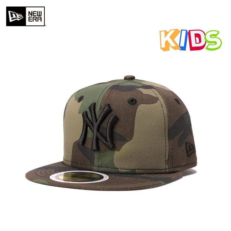 New era cap kids New York Yankees Woodland duck hat NEWERA 59FIFTY KIDS NEW  YORK YANKEES ... 8ebfa7f12998
