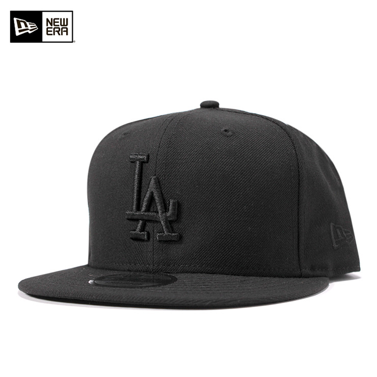 size 40 73e37 1d0e4 New era Snapback caps Los Angeles Dodgers black cap NEWERA 9FIFTY SNAPBACK  CAP LOS ANGELES DODGERS