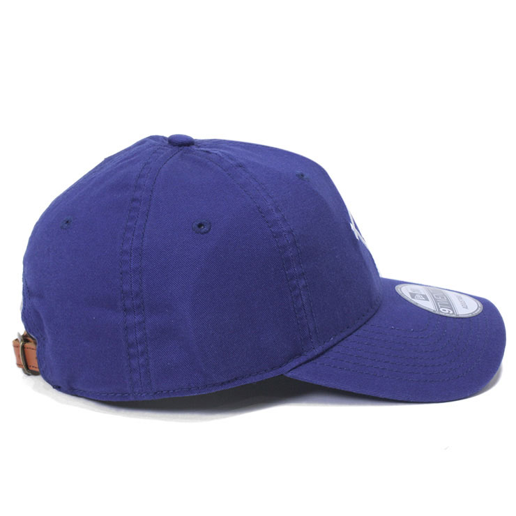 new era strap cap leather dodgers royal 1955 brooklyn baseball