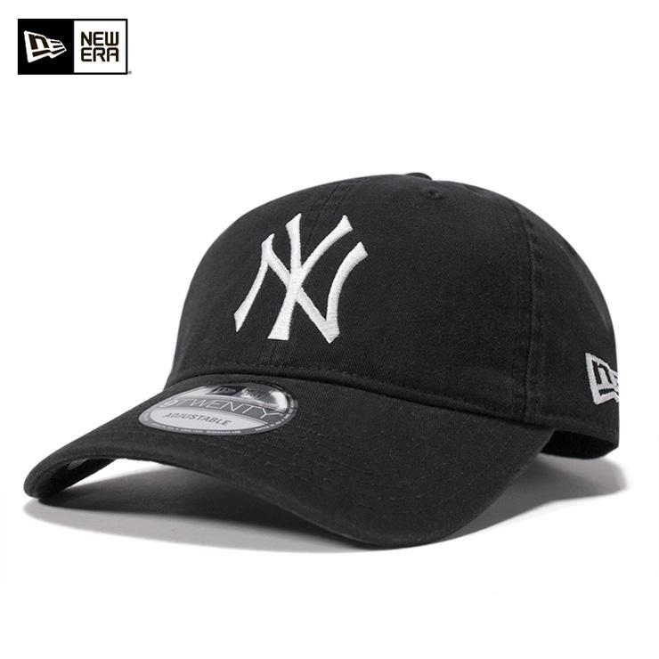New era strap back Cap washed cotton New York Yankees black cap NEWERA  9TWENTY STRAPBACK CAP WASHED COTTON NEW YORK YANKEES BLACK new era Cap  Yankees Hat ... ee966ba7b12