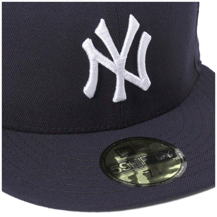 뉴에 라 진정한 뉴욕 양키스 해군 NEWERA AUTHENTIC NEW YORK YANKEES NAVY #CP: B