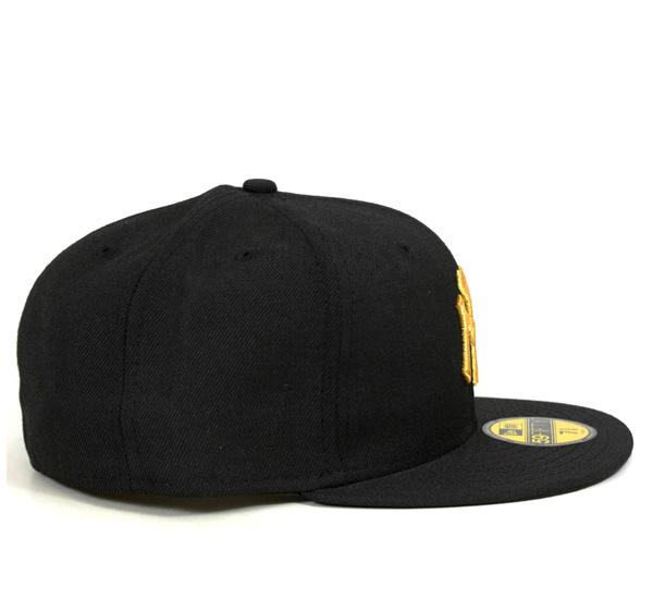 뉴에 라 모자 뉴욕 양키스 블랙 모자 NEWERA 59FIFTY NEW YORK YANKEES BLACK #CP: B