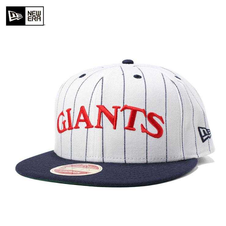 New gills 9FIFTY snapback Capps tripe Cuba X Giants white NEW ERA 13e4fbe3aab