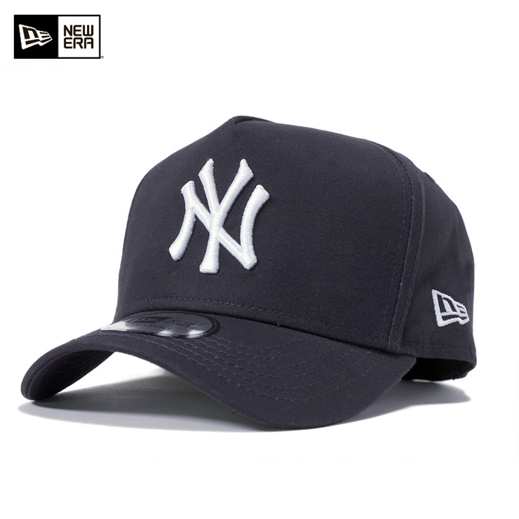 582a7fe1c1e onspotz  New gills 9FORTY snapback cap D frame MLB New York Yankees ...