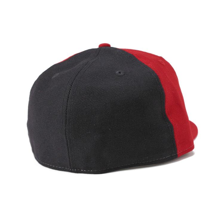 新埃拉近鐵水牛59FIFTY蓋子深藍/紅/白岡本太郎NEW ERA KINTETSU BUFFALOES帽子人分歧D