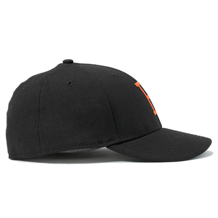 New gills LP 59FIFTY cap Cooperstown heritage series vintage fitting MLB Baltimore  Orioles black NEW ERA hat men gap Dis 193298093937