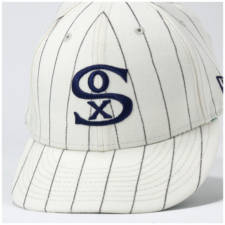 8ab0574d2ba spain new gills lp 59fifty cap cooperstown heritage series vintage fitting  mlb chicago white sox stripe