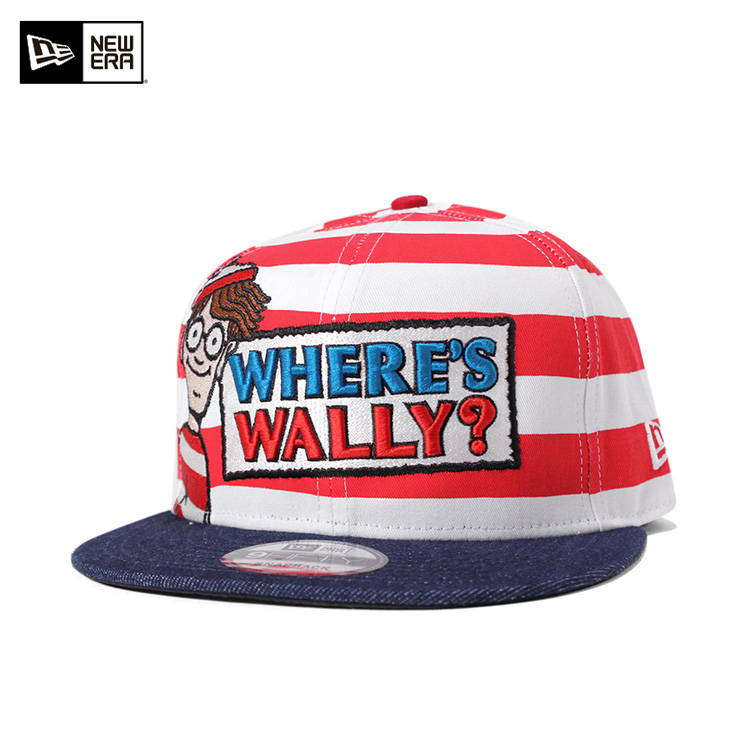 5defdb721d6 onspotz  Look for new gills Wally! 9FIFTY snapback cap white print ...