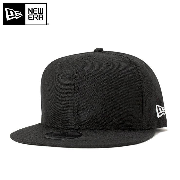 New era Cap snap back blank Cap Black Hat NEWERA 9FIFTY NE ORIGINAL BASIC SNAPBACK  BLACK  CP  S b9c0bbfeb14