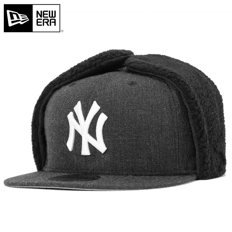08448e7b0b9f4 ニューエラ キャップ 耳あて付きキャップ 59FIFTY MLB ニューヨークヤンキース    ヤンキース new era newera