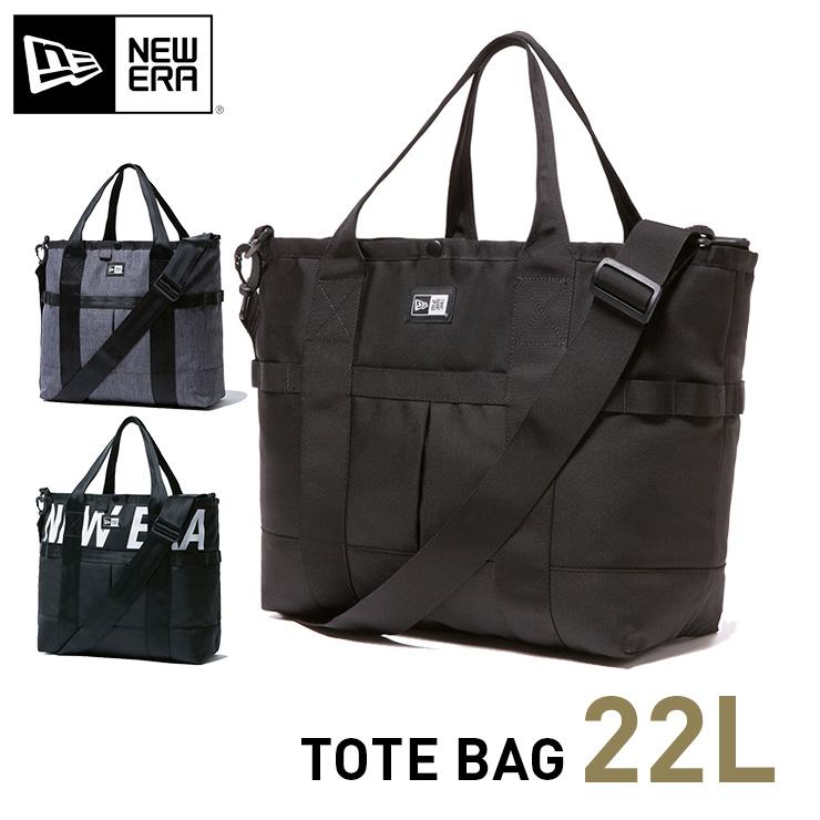 ニューエラ トートバッグ 22L バッグ NEW ERA NEWERA TOTE BAG 900D ブランド メンズバッグ レディースバッグ 通勤 機能性 通学 黒 ネイビー グレー カモフラ 迷彩柄 ペイズリー