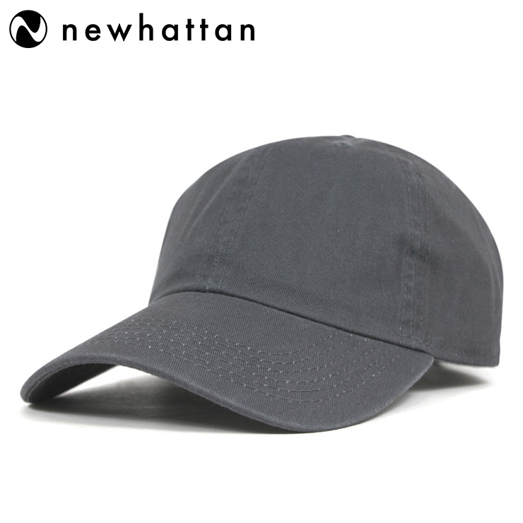 14a53961246a50 New Hatten Snapback cap stone washed charcoal Hat NEWHATTAN SNAPBACK CAP STONE  WASHED CHARCOAL ...