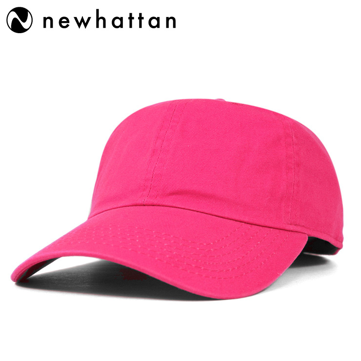 hot pink polo baseball cap suede new stone washed hat leather