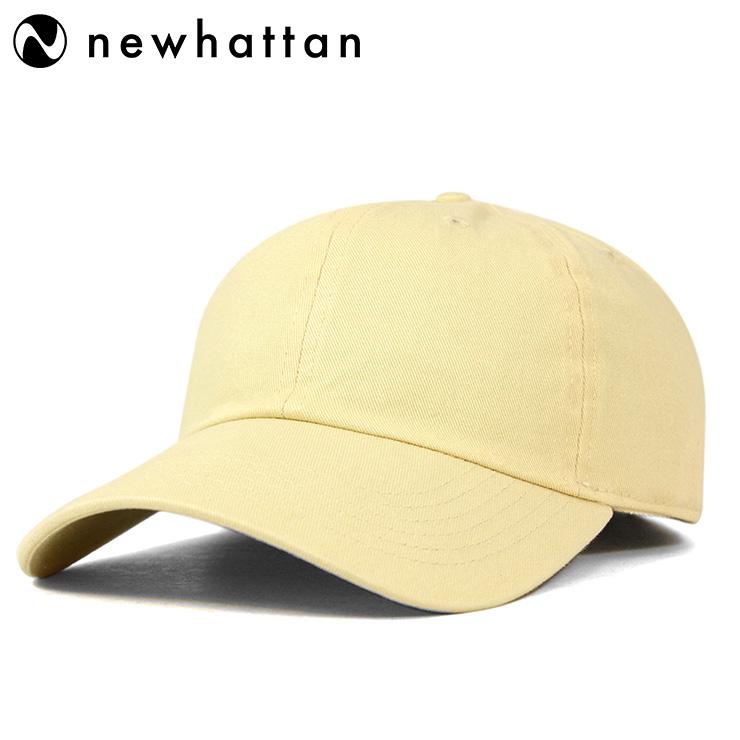 onspotz  New Hatten Snapback cap stone washed light yellow Hat ... b55983ef8cb