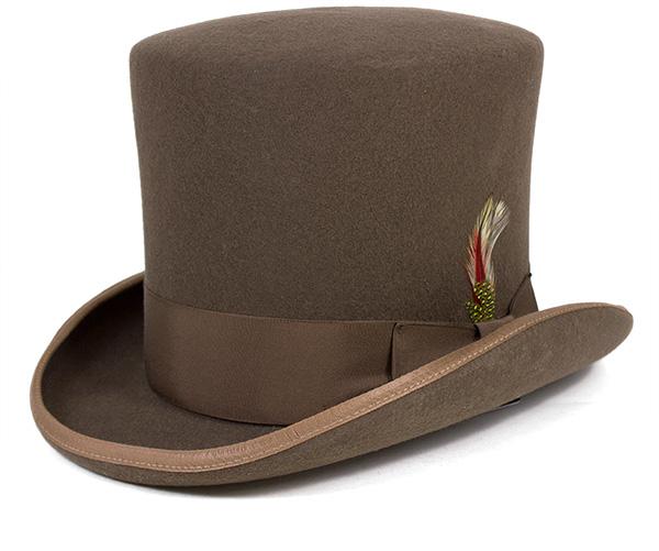 ニューヨークハット(NEW YORK HAT)マッド ハッター ペカン 帽子 MAD HATTER PECAN 【返品・交換対象外】