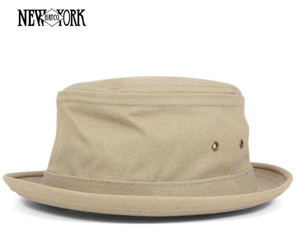New York Hat canvas Stinger khaki NEW YORK HAT CANVAS STINGY KHAKI hats  New York Hat pork pie NEWYORKHAT large size mens ladies and  KH   HA  O 6d923340128