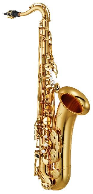 [雅马哈 Yamaha 男高音萨克斯管标准 YTS-380 与原始集