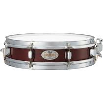 Pearlパールスネアドラム PiccoloシリーズM1330 #383 NR/ワインレッド