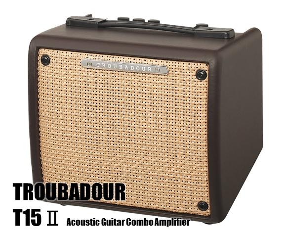 ★お求めやすく価格改定★ Ibanez Troubadourアコースティック・ギターアンプ Ibanez T15II T15II, フクデチョウ:410e6597 --- clftranspo.dominiotemporario.com