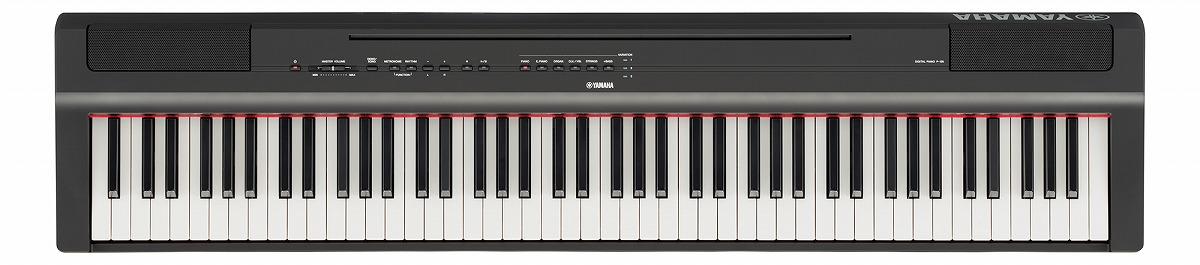 New! YAMAHA/ヤマハ 電子ピアノ P-125