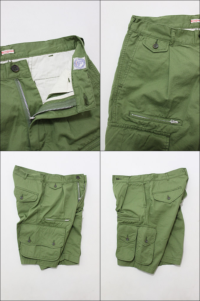 升温的阳光 (队长) 野生动物园短裤