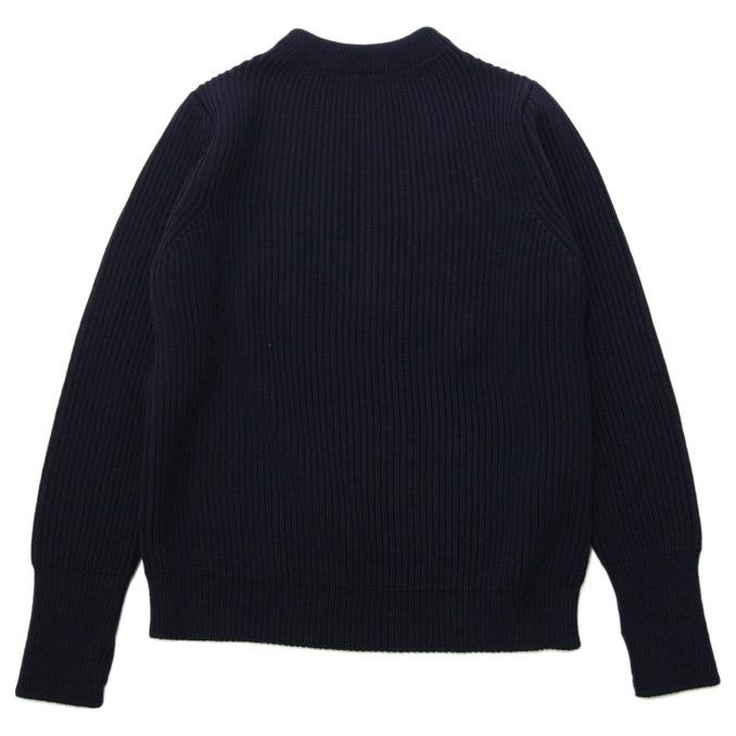 アンデルセンアンデルセン クルーネックセーター セーター ANDERSEN ANDERSEN THE-NAVY CREWNECK Blue AW