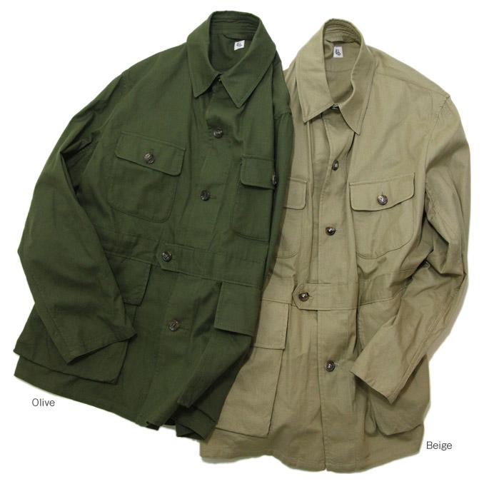 キャプテンサンシャイン KAPTAIN SUNSHINE Safari Jacket 2color サファリジャケット ジャケット