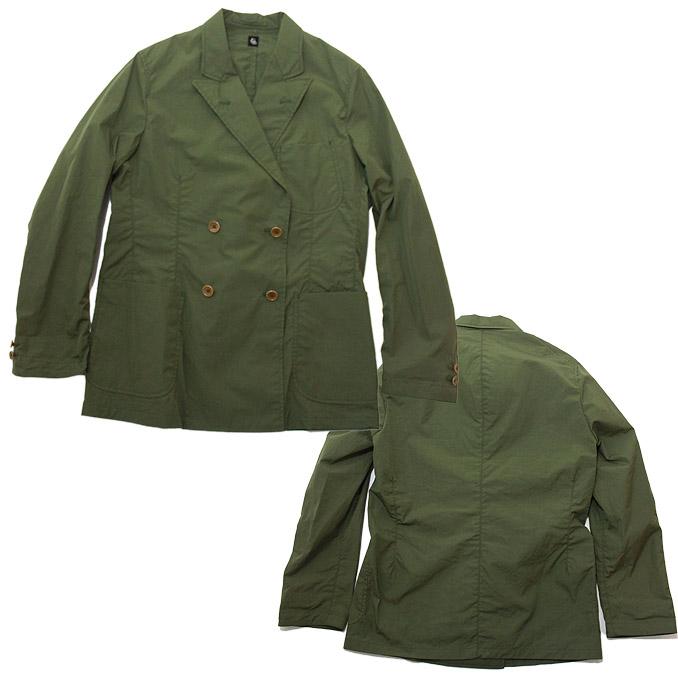 KAPTAIN SUNSHINE (Captain sunshine) FIELD FLAP JACKET DOUBLE 2color fieldof wrap jacket