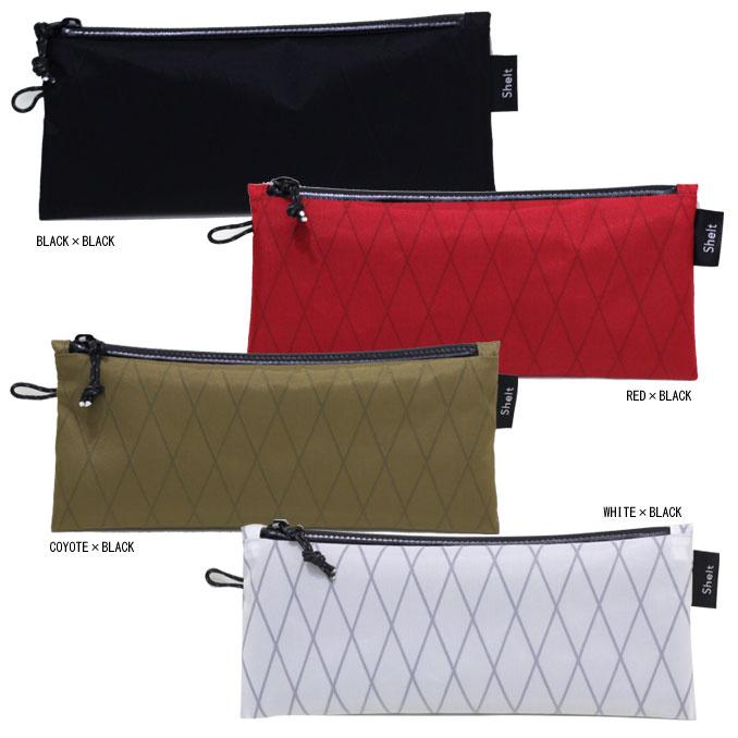 Yukichi Shelt (shield) a loose WALLET long wallet long wallet X-PAC