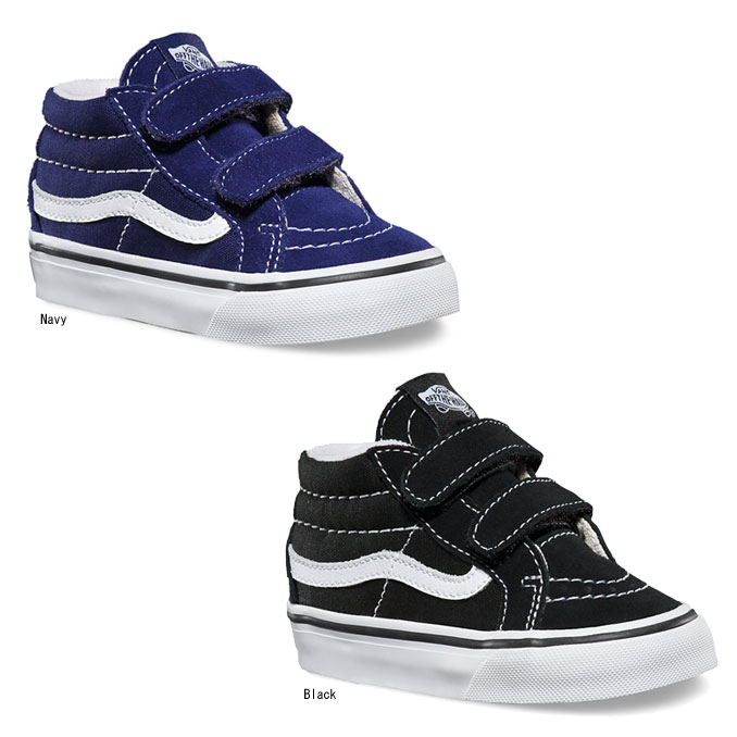 7db3acb7c11db OntheEarth Store: VANS (vans) TODDLERS SK8-MID REISSUE V toddlers ...