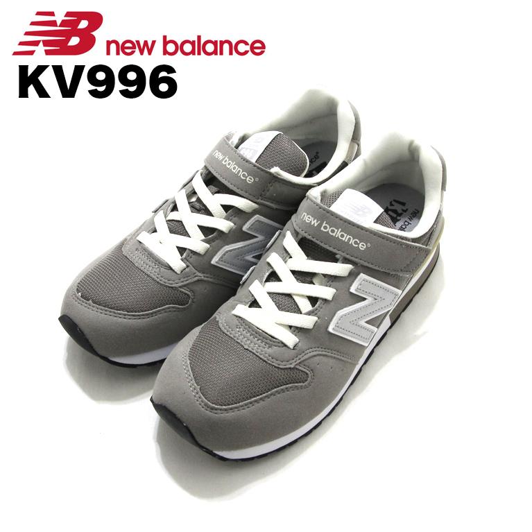 5ca3c8dd New Balance New Balance KV996 gray Gray Grey sneakers Sneaker shoes Shoes