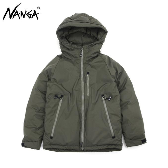ナンガ オーロラダウンジャケット NANGA Aurora Down Jacket KHAKI