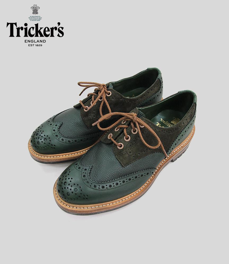 トリッカーズ バートン Tricker's BOURTON 5633