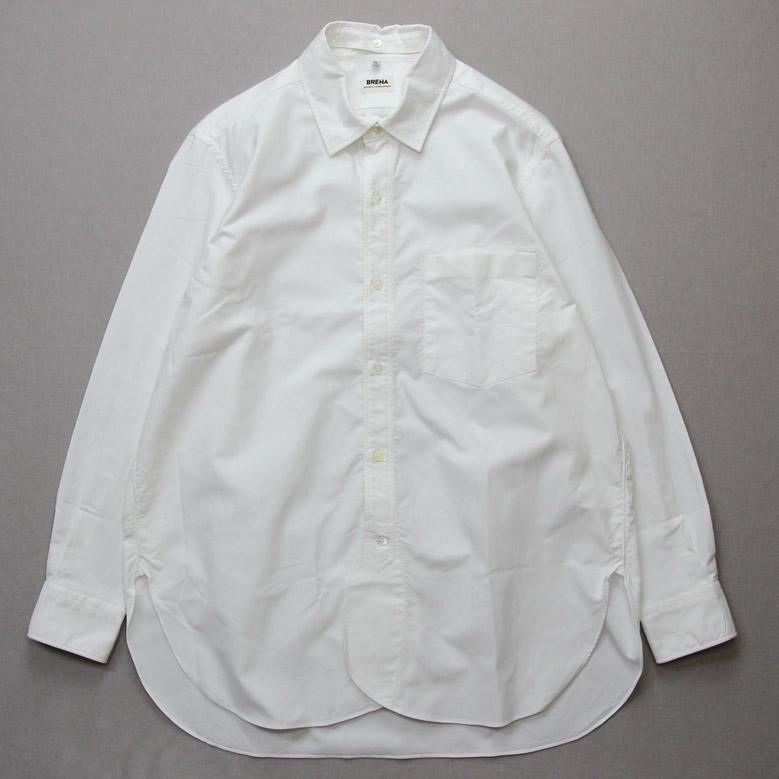 ブレナ デタッチャブルカラーシャツ BRENA R.A.F SHIRT US OX