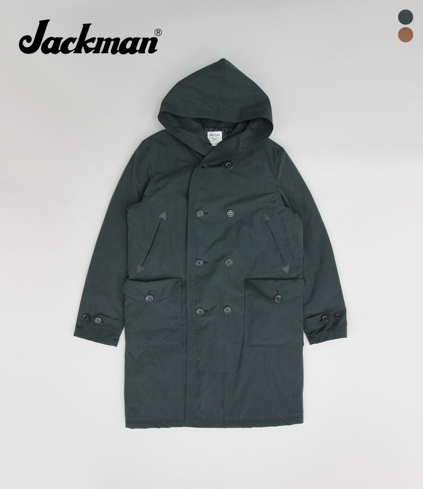 ジャックマン スペクテーターコート Jackman Spectator Coat JM8995