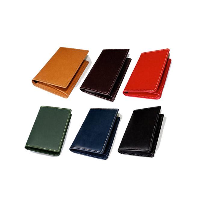 ホワイトハウスコックス 名刺入れ S7412 Whitehouse Cox NAME CARD CASE 6color