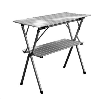Onway オンウェー イージーハイテーブル [ キャンプ テーブル アウトドア テーブル 折りたたみテーブル キッチンテーブル ]