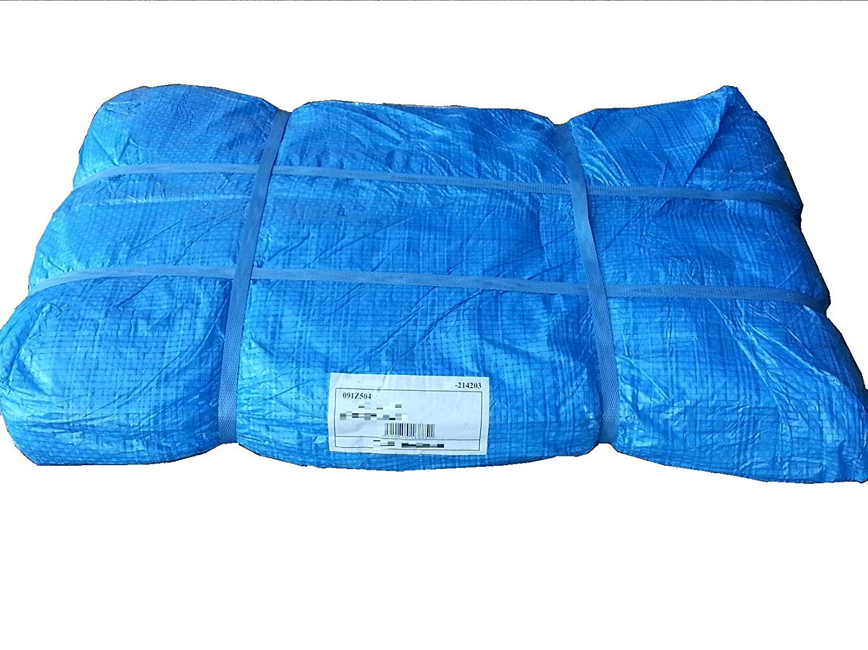 ブルーシート 10m×10m 6枚セット 送料無料 養生シート 野積みシート