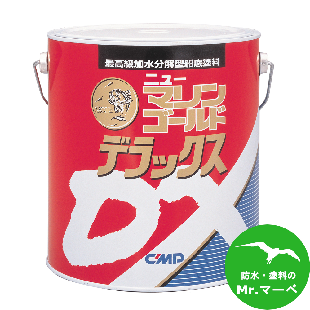 中国塗料 ニューマリンゴールドD/Xプラス 4kg【代引不可】【配送日時指定不可】