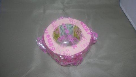布粘着テープNo6800桃 50mm×25m 30巻