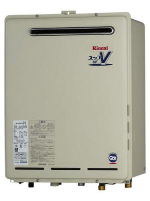 【リモコンセット】リンナイ|追焚き給湯器|24号|従来型給湯器|RUF-A2405AW(A)|壁掛・ベランダ設置・PS標準設置|フルオート|セットリモコンMBC-120V(T)