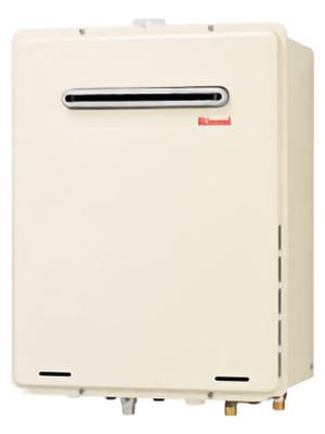 【リンナイ】【RUF-A2405SAW(B)】【リモコンセット】追焚き給湯器|24号|従来型給湯器|壁掛・ベランダ設置・PS標準設置|オートタイプ|セットリモコンMBC-120V(T)