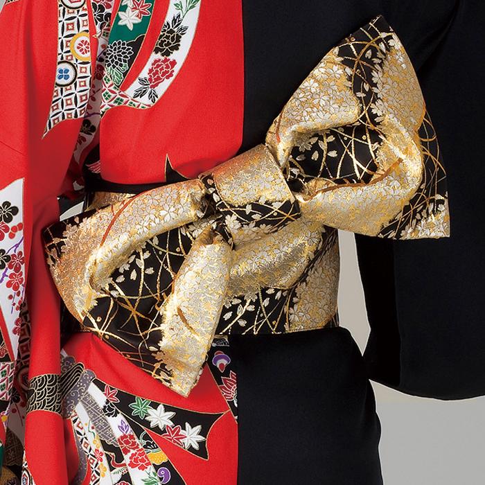 飾り帯セット 帯 よさこい 永遠の定番 衣装 お祭天国 きぬずれ踊衣裳 お祭り 百貨店