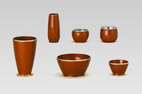 具足(在家用) ひびき[HIBIKI]古銅色
