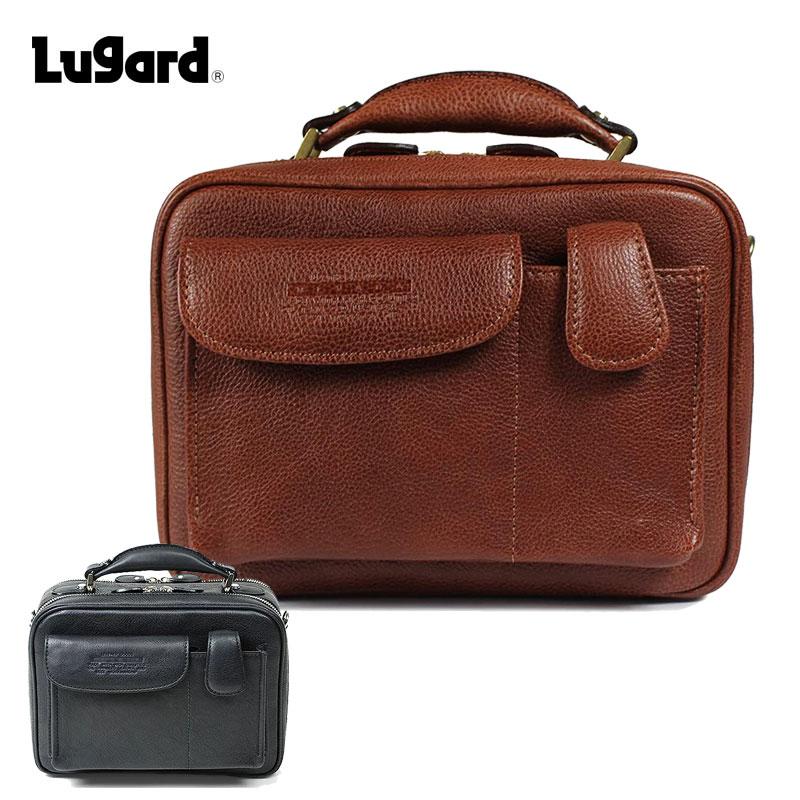 青木鞄 ラガード Lugard 縦型 2WAY ショルダーバッグ ビジネスバッグ 機能的なポケット充実 NEVADA ネヴァダ 5076